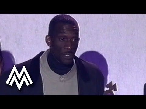 Mark Morrison | Wins 'Best R&B' | Acceptance Speech | 1996