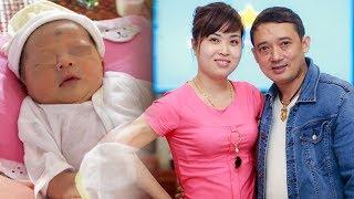 Vợ ba danh hài Chiến Thắng hạ sinh con trai nặng 3,5 kg lúc sáng nay