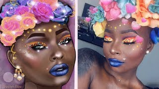 Recreating A Real Life Fan Art Of Me 😱 | Shalom Blac