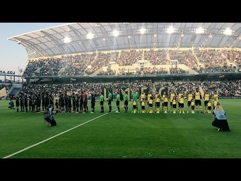 Los Angeles FC vs Borussia Dortmund - Highlights & Goals