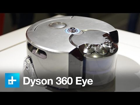 dyson 360 eye unboxing funnydog tv. Black Bedroom Furniture Sets. Home Design Ideas