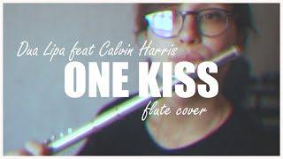 One Kiss -  Calvin Harris & Dua Lipa [Flute Cover]   Candice
