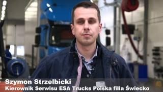 Nowa stacja serwisowa DAF - Port Świecko