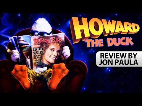 Howard The Duck (1986) -- Movie Review #JPMN