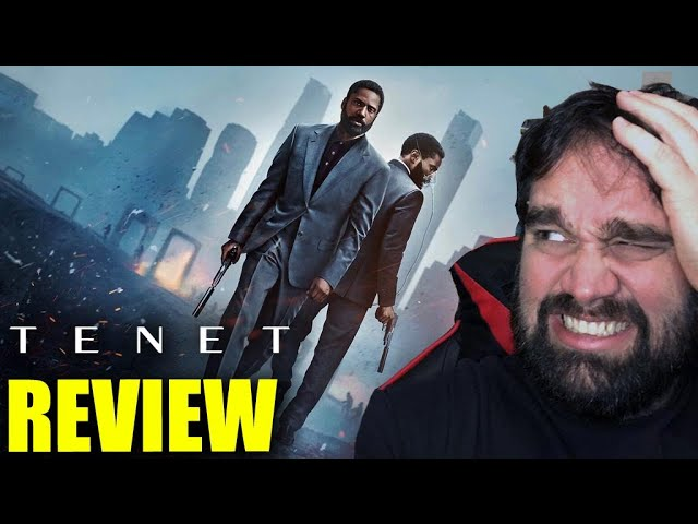 TENET Gave Me A Headache, Was That Good or Bad?! - Review