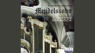 Organ Sonata in B-Flat Major, Op. 65, No. 4, MWV W59: III. Allegretto