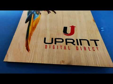 Wood Transfer Printing DIY
