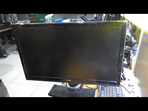 видео: Не включается / Сразу выключается. Монитор dns l270 (БП lp-2460)