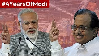 Reality Check: P. Chidambaram on Four years of Modi govt. | Karan Thapar