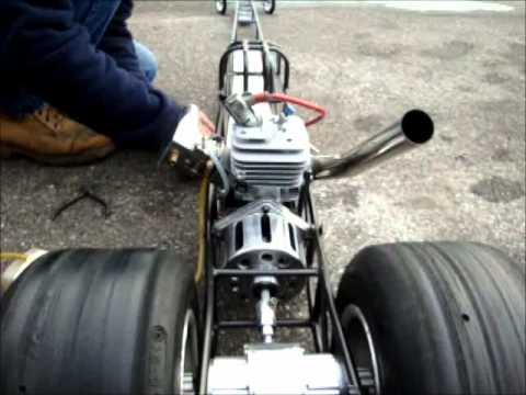 1/4 scale pacesetter dragster build