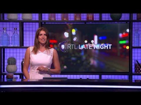Consternatie op twitter rond jurk Marieke - RTL LATE NIGHT