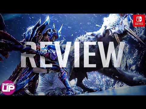 Monster Hunter Generations Ultimate (XX) Nintendo Switch Review - BETTER THAN MONSTER HUNTER WORLD? thumbnail