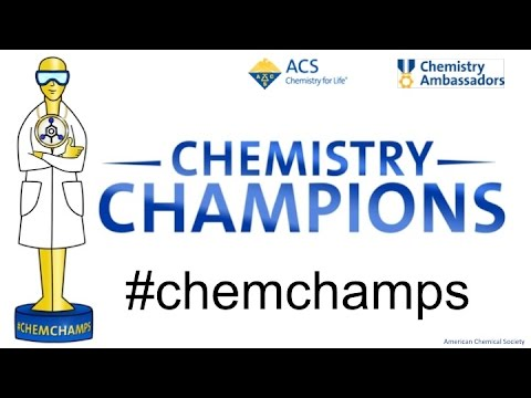 Chemistry Champions Competition (2014) - Finals
