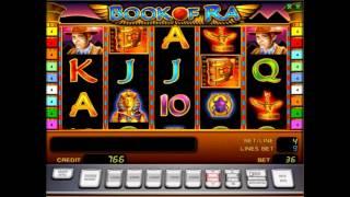 Игровой слот  Книга Ра (book of ra)  - обзор от igrovye-avtomati.net(, 2016-01-15T15:49:14.000Z)