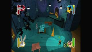 Loons Fight For Fame Gameplay(2) Daffy Duck