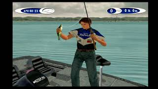 Sega Bass Fishing 2 -Dreamcast -Gameplay