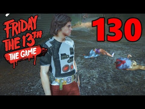 [130] Adam's R2D2 Costume! (Let's Play Friday The 13th The Game)