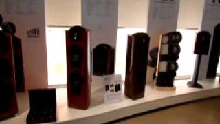 Altavoves KEF Reference, KEF XQ, KEF iQ....