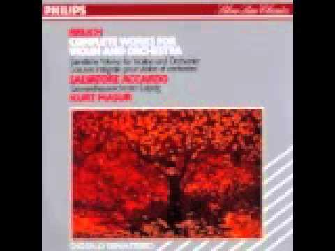 Bruch - Adagio Appassionato, op.57