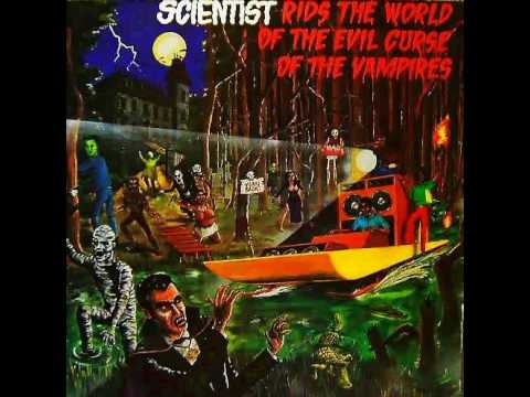 DUB LP- SCIENTIST RIDS THE WORLD OF THE EVIL CURSE OF THE VAMPIRES - The Corpse Rises