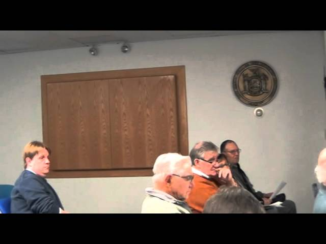 Town of Plattsburgh NYSEG Natural Gas Presentation