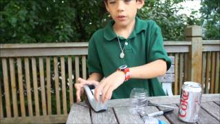 {diy}: Robot Craft From Recycled Materials