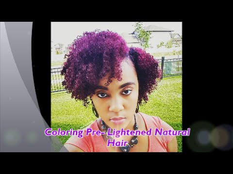 Manic Panic Infra Red Natural Hair