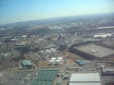 Johannesburg by Air Botswana
