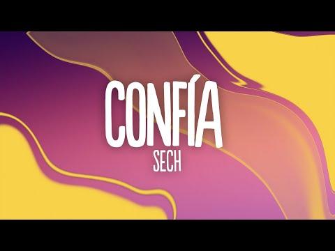 Sech & Daddy Yankee - Confía (Letra/Lyrics)