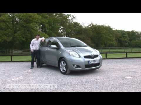 Toyota Yaris hatchback 2006 - 2011 review - CarBuyer
