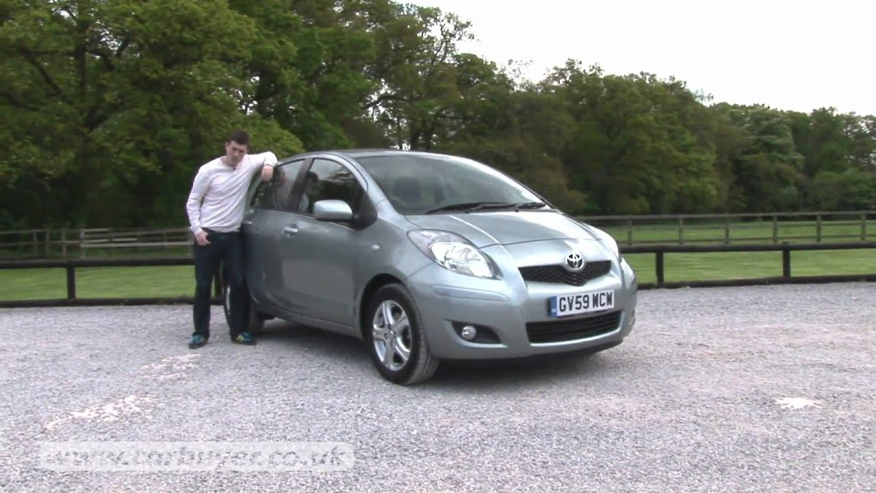 toyota yaris hatchback 2006 2011 review carbuyer youtube. Black Bedroom Furniture Sets. Home Design Ideas