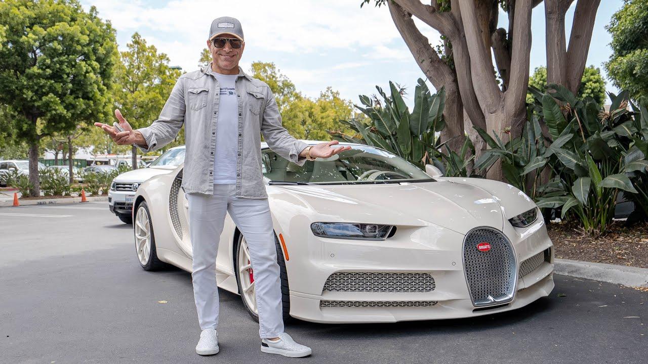 THE HERMES BUGATTI CHIRON MIGHT BE MY NEW FAVORITE CAR! || Manny Khoshbin