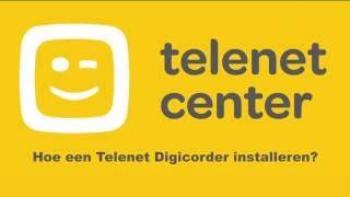 How to: Hoe een digicorder van Telenet installeren?