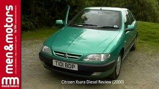 Citroen Xsara Diesel Review (2000)