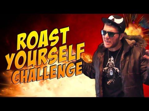 ROAST YOURSELF CHALLENGE | Keyblade