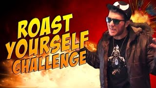 ROAST YOURSELF CHALLENGE | Keyblade