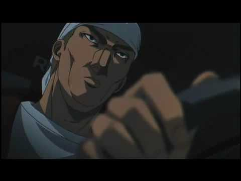 Initial D 3rd Stage - Now On DVD & Digital - Anime Clip 3