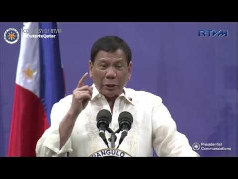 Duterte on Lucio Tan's taxes: 'He has to pay'