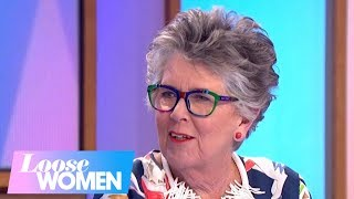 Prue Leith on Why Her and Her Husband Have Separate Houses | Loose Women