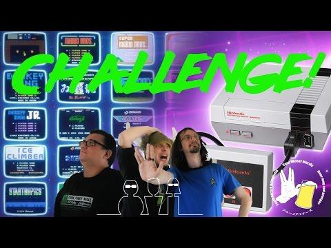 Nintendo Classic Mini Challenge & GIVEAWAY NOTE 7!