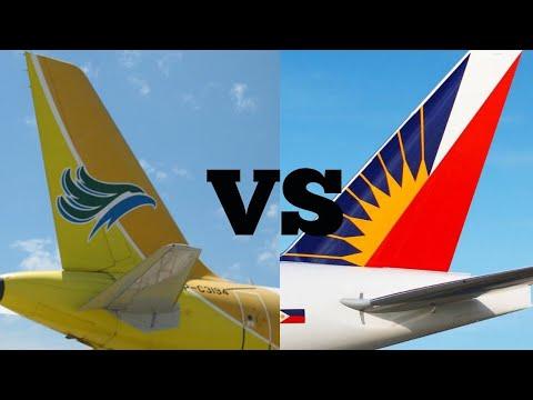 Philippine Airlines vs. Cebu Pacific