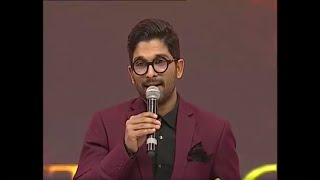 ALLU ARJUN - YOUTH ICON  | MIRCHI MUSIC AWARDS |  #mmasouth2015