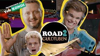 Hvem er den bedste danske gamer? | ROAD 2 GULDTUBEN med Rasmus Brohave