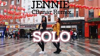 "[KPOP IN PUBLIC] JENNIE ""SOLO"" CBznar Remix dance cover ISOL x YETTA choreography ..."