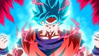 Goku DBZ DBS AMV - Rise