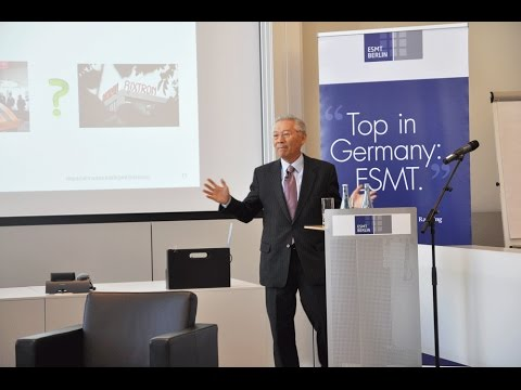 Strategies for Innovation in China | ESMT Open Lecture with