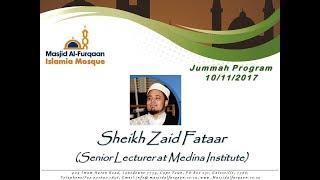 Sh Zaid Fataar