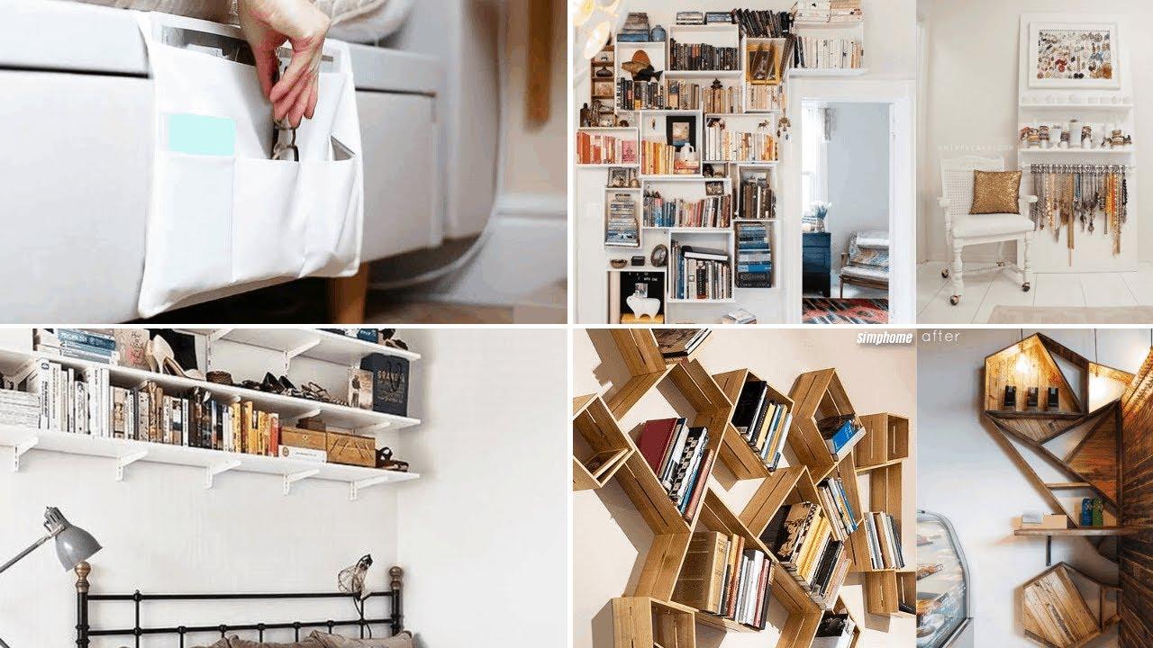 10 Cheap Bedroom Storage Ideas