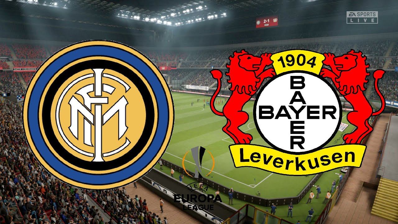 Europa League 2020 (Quarter Final) - Inter Milan Vs Bayer ...