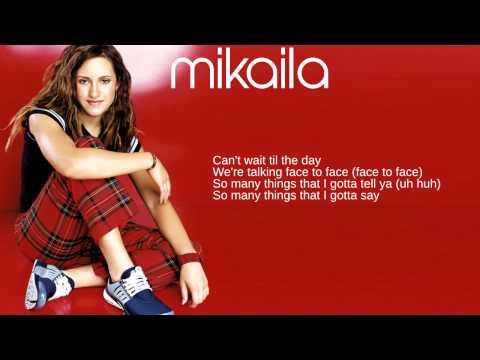 Mikaila: 05 Talkin Bout Me Lyrics